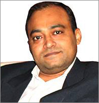 Tanmay Mohanty- Managing Director