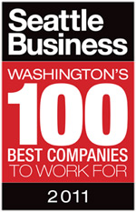 Resultrix honered by Seattle Business Magazine